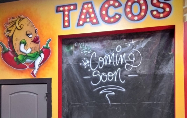 Hot Taco is scheduled to open Feb. 28 inside the Oak Street Food & Brew in Roanoke. (Courtesy Hot Taco)
