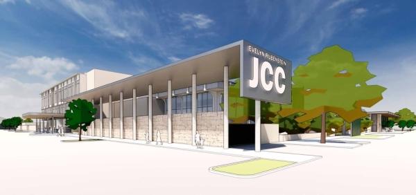Evelyn Rubenstein Jewish Community Center rendering