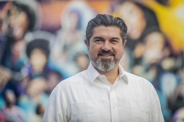 State Rep. Eddie Rodriguez, D-Austin, announced Feb. 27 that his is exploring a run for Kirk Watson's state Senate seat. (Courtesy Eddie Rodriguez)