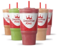 A new Smoothie King location will open in Valley Ranch Town Center in late February or early March. (Courtesy Smoothie King)