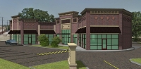 The center will be located on 150 N. Coppell Road, Coppell. (Courtesy city of Coppell)