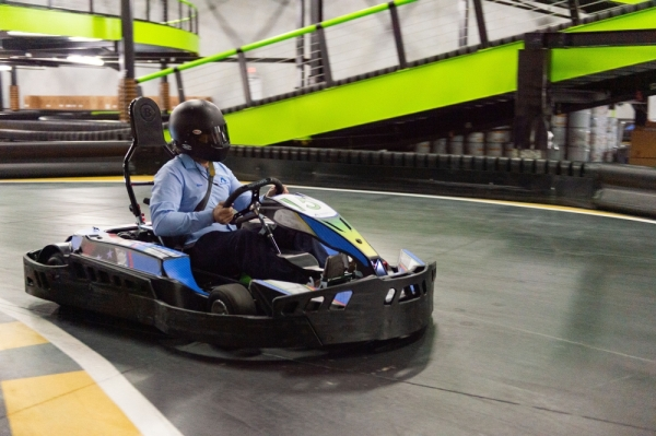 Andretti Indoor Karting & Games opens March 3 in the Katy area. (Courtesy Andretti Indoor Karting & Games)