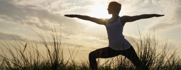 yoga sunrise fotolia stock image