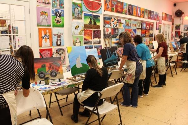 SunDust Gallery & Studio, TruWest Credit Union