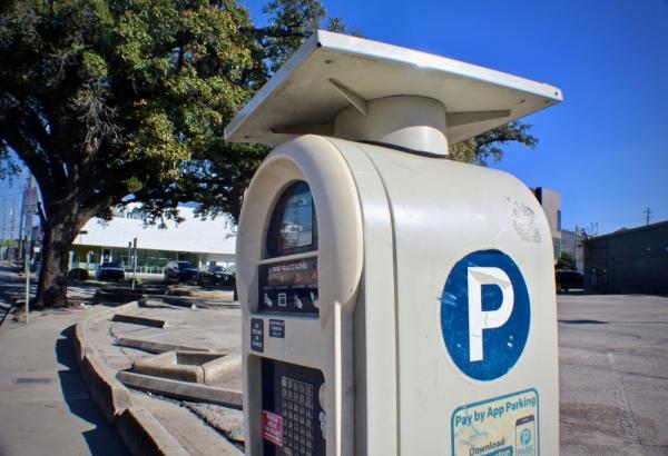 Washington Avenue parking