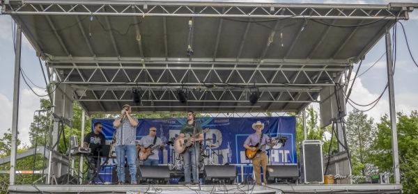 The Willow Water Hole Music Fest is set for April 4-5. (Courtesy Steve Magoon)