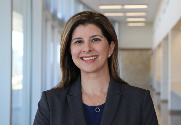 Kristen Sommers is Emerson High School's first principal. (Courtesy Frisco ISD)