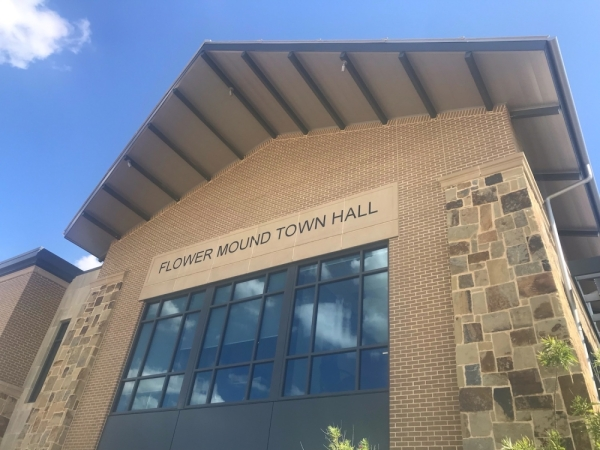 Flower Mound Town Council voted March 2 to award a $1.2 million construction contract to Reliable Paving Inc. to make improvements to Garden Ridge Boulevard and Peters Colony Road. (Anna Herod/Community Impact Newspaper)