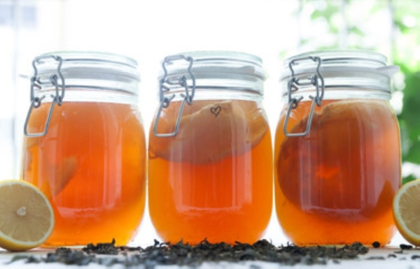 Sanctuary Holistic Kitchen hosts a kombucha brewing class March 7. (Courtesy Adobe Stock)