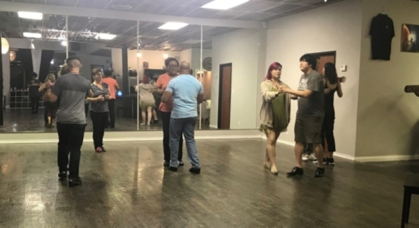 A new ballroom dance studio is now open in McKinney. (Courtesy Lone Star Ballroom)