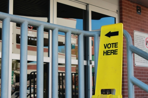 Voting took place March 3 in Montgomery County. (Andy Li/Community Impact Newspaper)