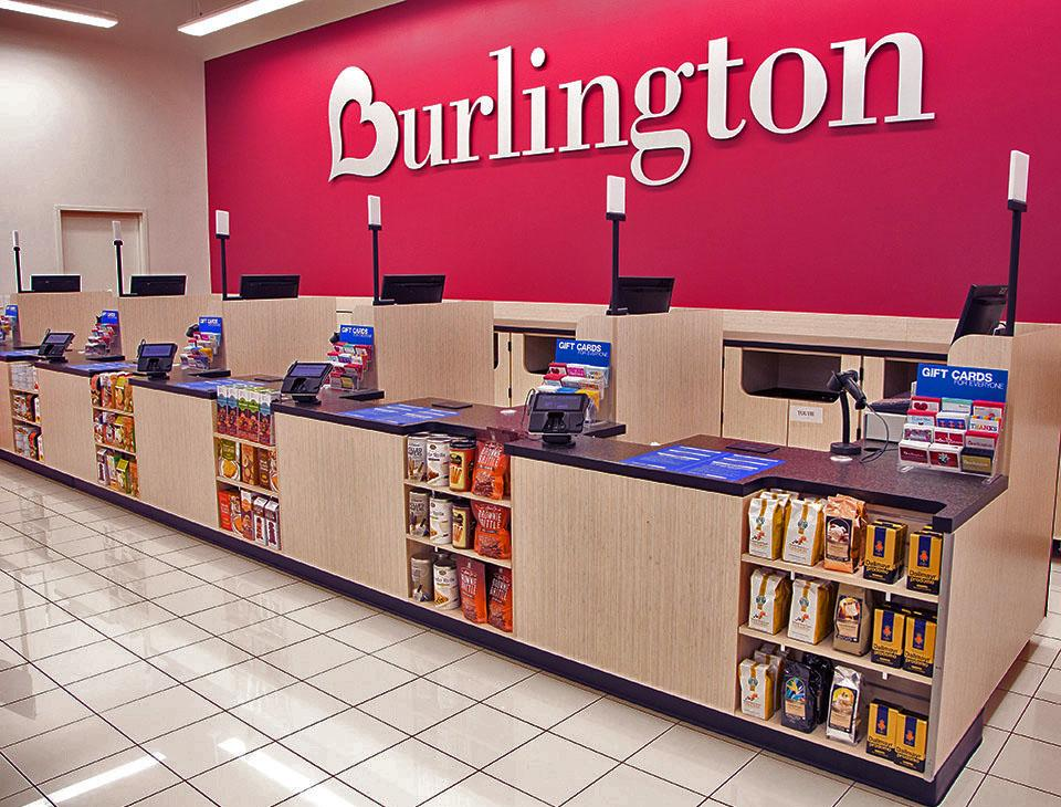 Burlington will open a new Conroe location in April. (Courtesy Burlington)