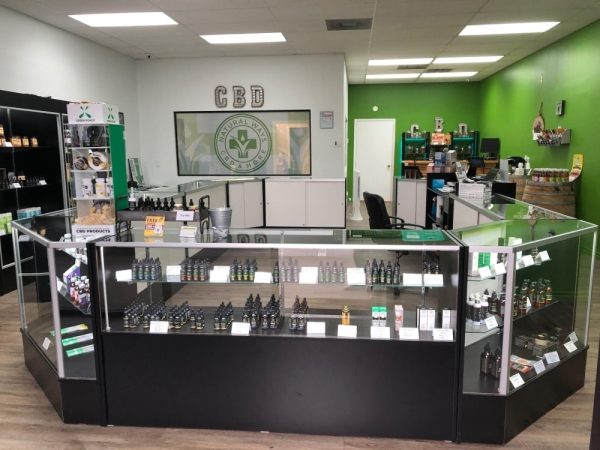Natural Ways CBD and More celebrated its first year of business in Tomball on Feb. 23. (Courtesy Natural Ways CBD and More)