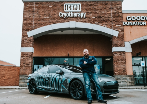 iCRYO will offer cryotherapy services that improve sleep, anti-aging, skin rejuvenation, acne reduction, stress relief, circulation improvement and headache relief. (Courtesy iCRYO)