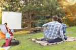 CityLine has partnered with Alamo Drafthouse Cinema to host a slew of outdoor movie screenings. (Courtesy Adobe Stock)