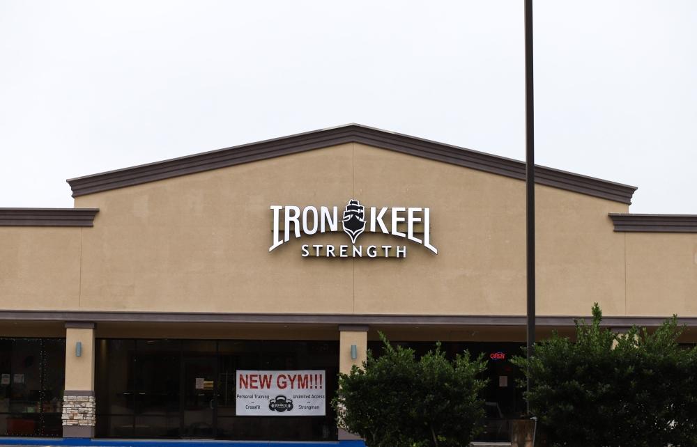 Courtesy of Iron Keel Strength