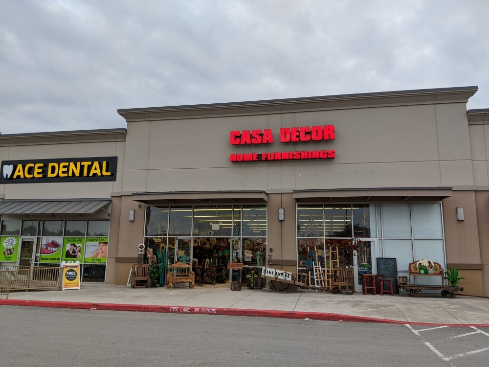 Casa Decor opened in November in New Braunfels. (Warren Brown/Community Impact)