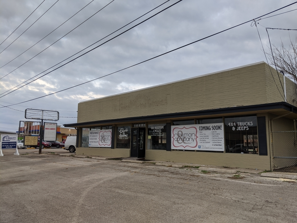 Newman and Company is relocating in New Braunfels. (Warren Brown/Community Impact)