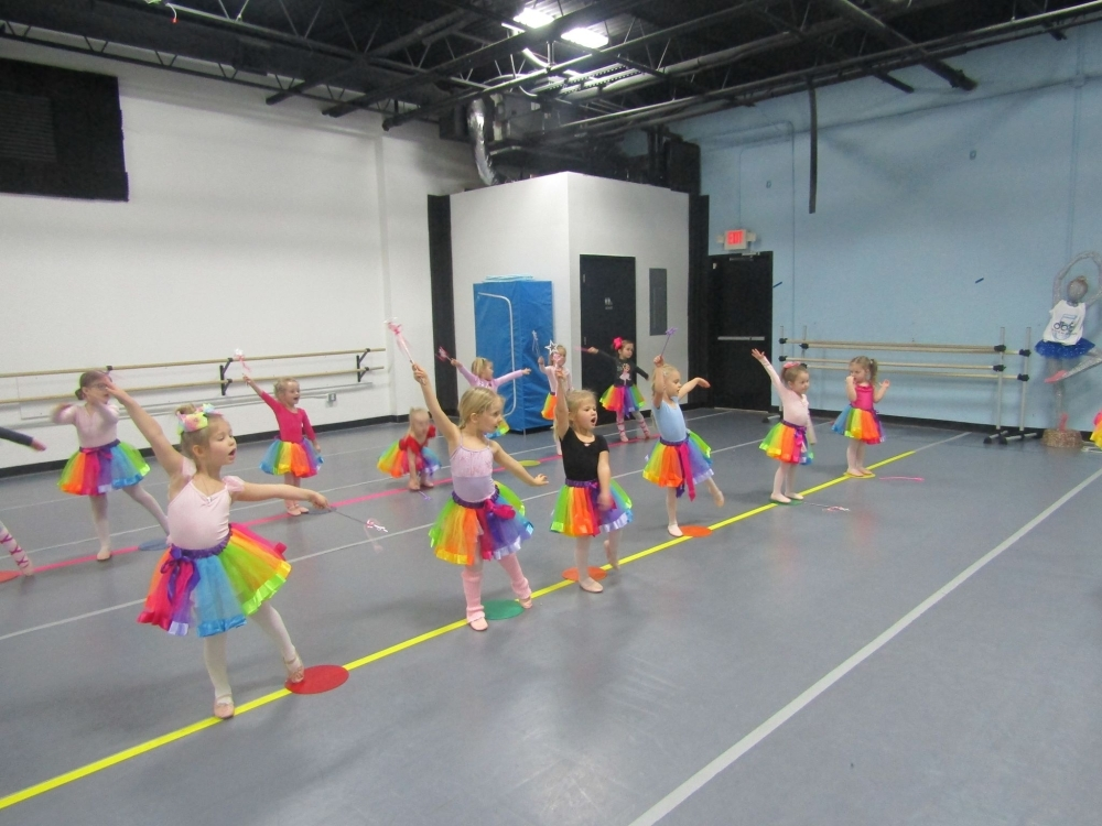 Dance By Design opened its second location in November. (Courtesy Dance By Design)
