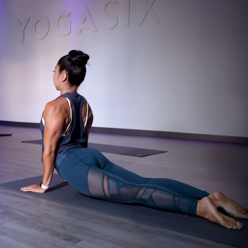 YogaSix is coming to Creekside Park West this spring. (Courtesy YogaSix)