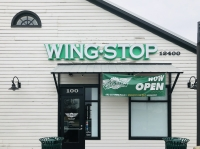 A Wingstop restaurant opened in late February off of Timberland Boulevard in Fort Worth. (Ian Pribanic/Community Impact Newspaper)