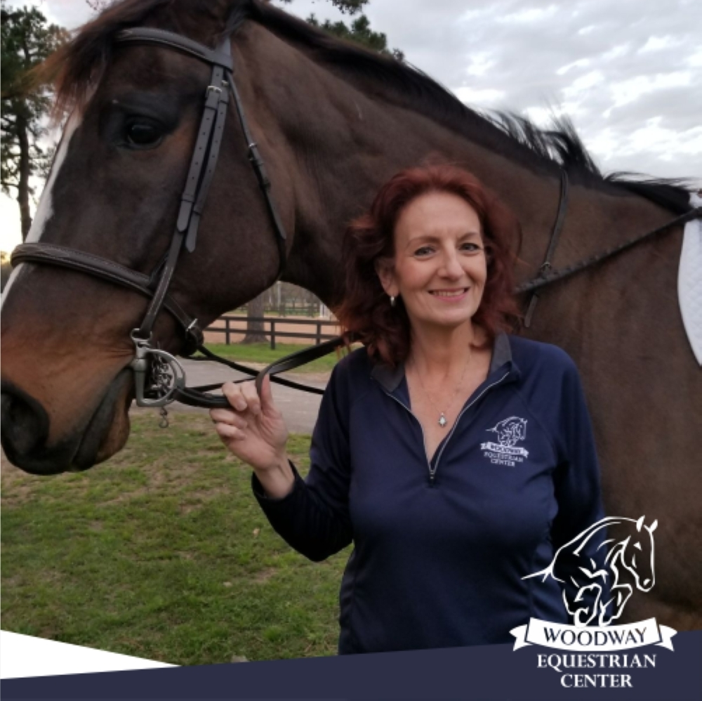 Kathy Rogers is executive director of Woodway Equestrian(Photos courtesy Woodway Equestrian)