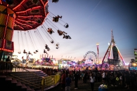 The Chandler Chamber of Commerce Ostrich Festival is this weekend March 13-15. (Courtesy Steve Levine Entertainment)