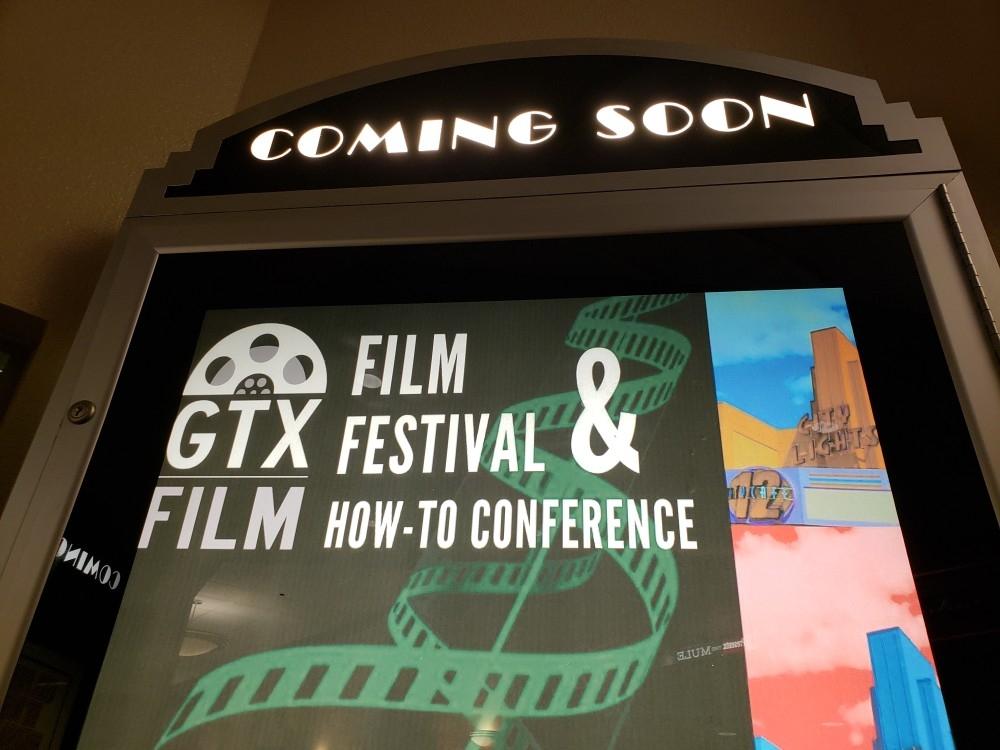 The GTX Film Festival has been postponed due to coronavirus concerns. (Ali Linan/Community Impact Newspaper)