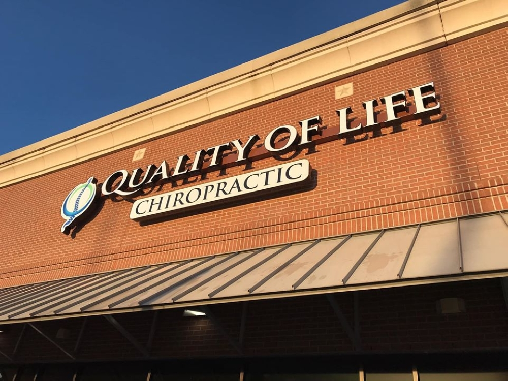 Quality of Life Chiropractic will open in Montgomery on April 1. (Courtesy Quality of Life Chiropractic)
