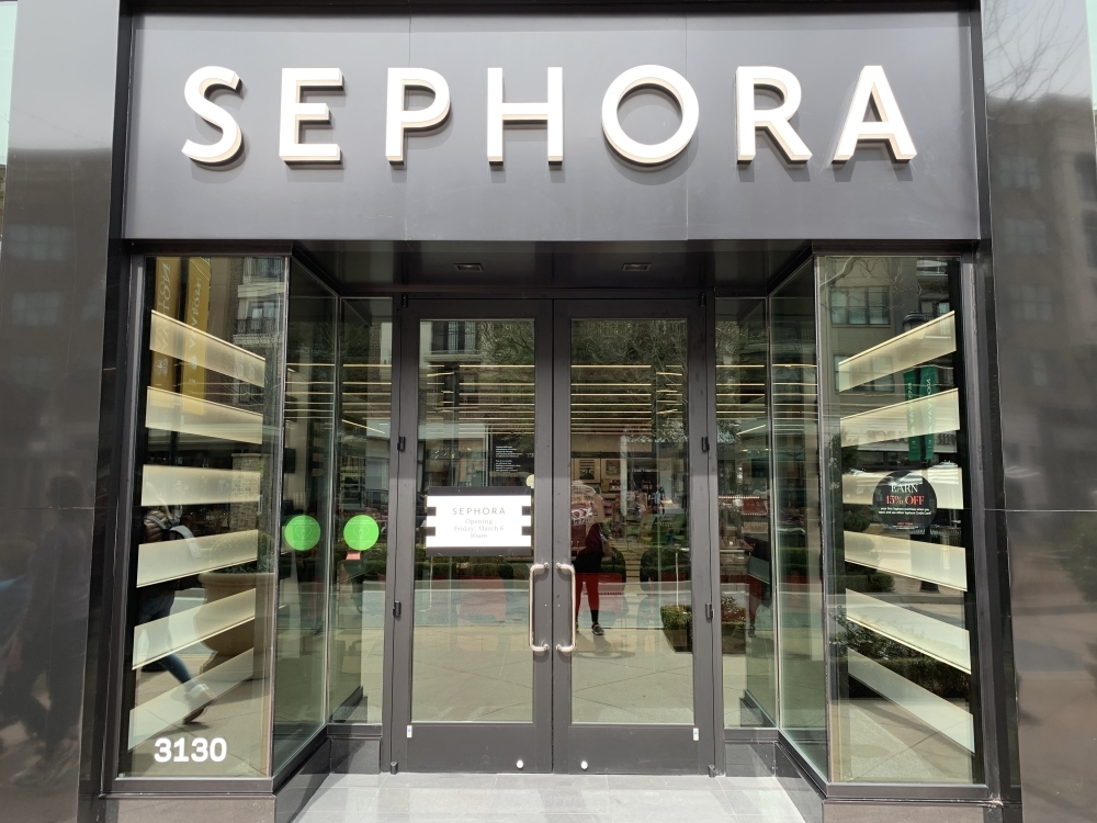 Sephora opened inside Avalon in early March. (Kara McIntyre/Community Impact Newspaper)