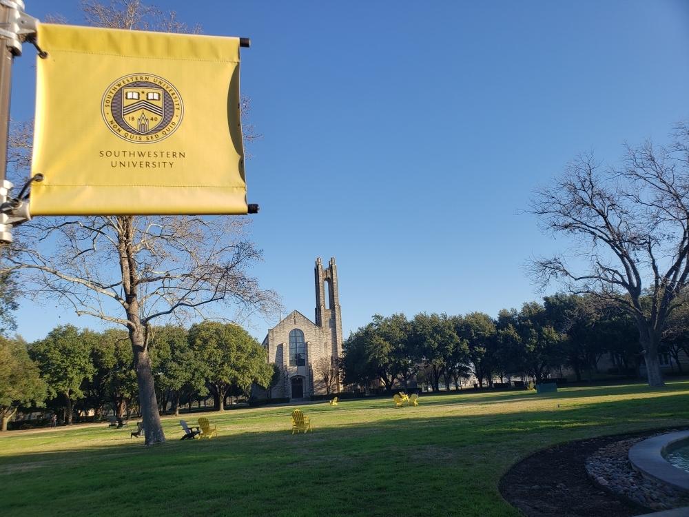 Southwestern University extends spring break amid coronavirus concerns March 11. (Ali Linan/Community Impact Newspaper)