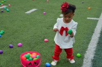 Stonecreek Church and the city of Milton partner to provide a communitywide Easter egg hunt for all ages. Games, face painting, music and a visit from the Easter Bunny can be expected at this event. 10 a.m.-noon. Free. Cambridge High School Football Stadium, 2845 Bethany Bend Road, Milton. 678-242-2619. www.cityofmiltonga.us (Courtesy city of Milton)