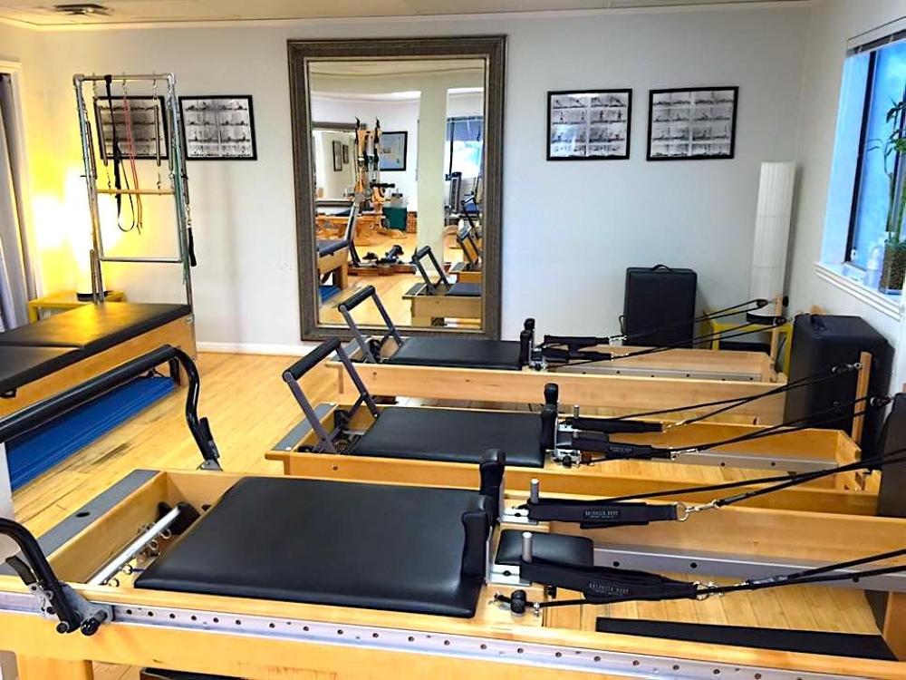 Core Therapy & Pilates will celebrate its anniversary April 15. (Courtesy Core Therapy & Pilates)