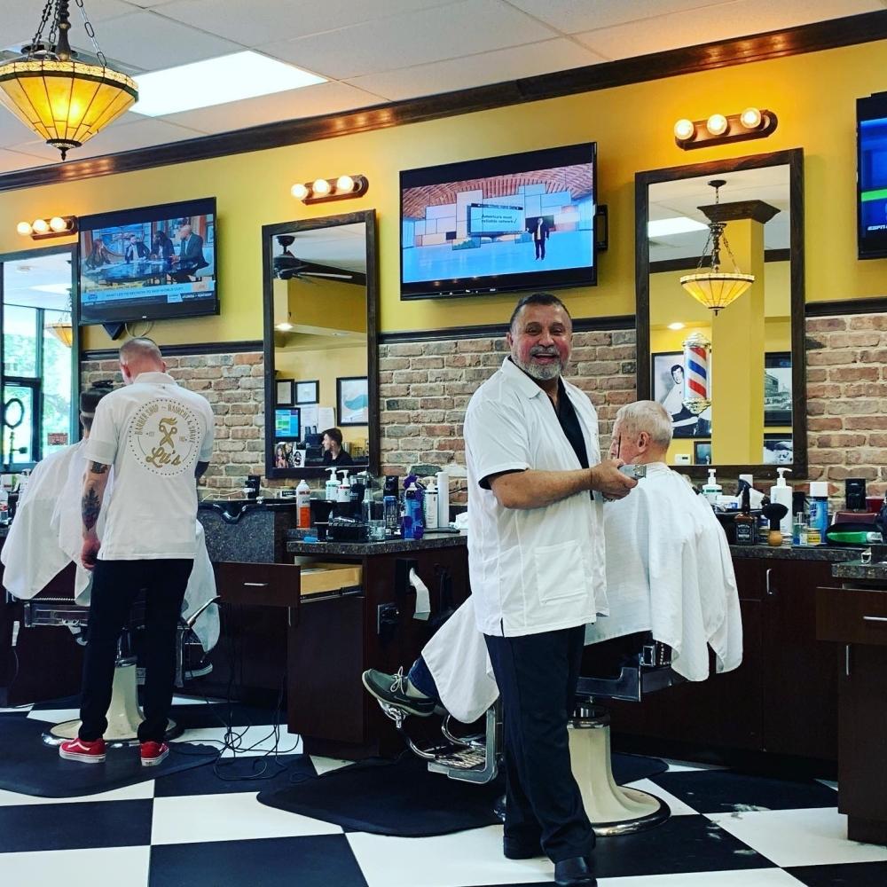 Courtesy Lu's Barber Shop