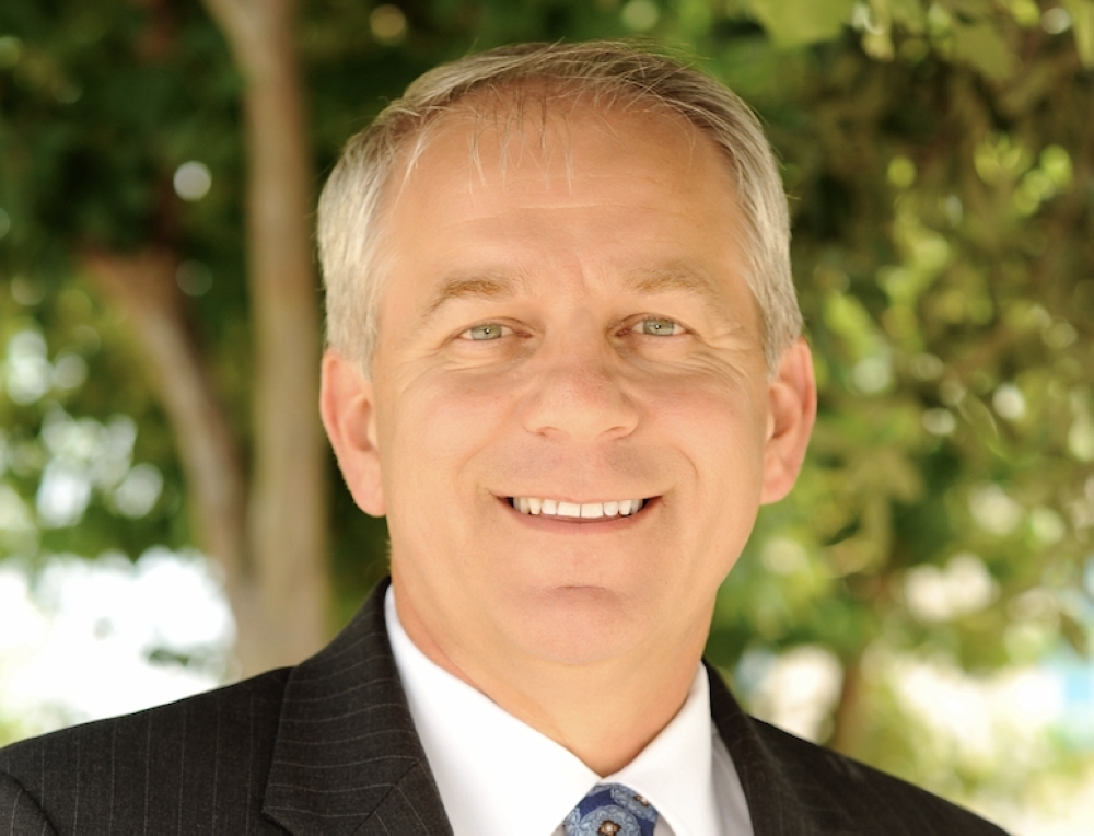 Highland Village City Manager Michael Leavitt will retire this fall. (Courtesy city of Highland Village)