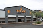 Big Air Trampoline Park is set to open in Chandler. (Alexa D'Angelo/Community Impact Newspaper)