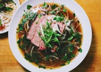 Smoked brisket pho will be on the menu at Xin Chao. (Courtesy John Suh/Xin Chao)