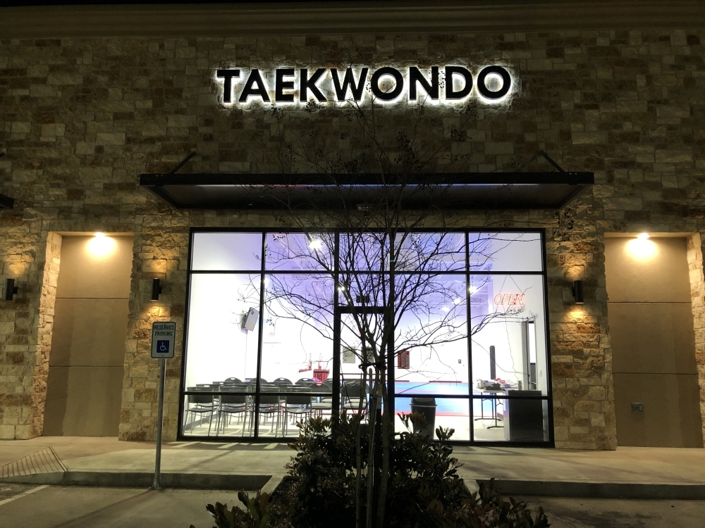 Master Jin's White Tiger Tae Kwon Do opened March 2. (Courtesy Master Jin's White Tiger Tae Kwon Do)