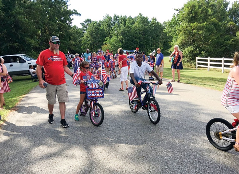 Based on council discussion, the Magnolia Festival Committee will coordinate other aspects of the event, such as the bicycle parade and any food offered at the event. (Courtesy city of Magnolia)