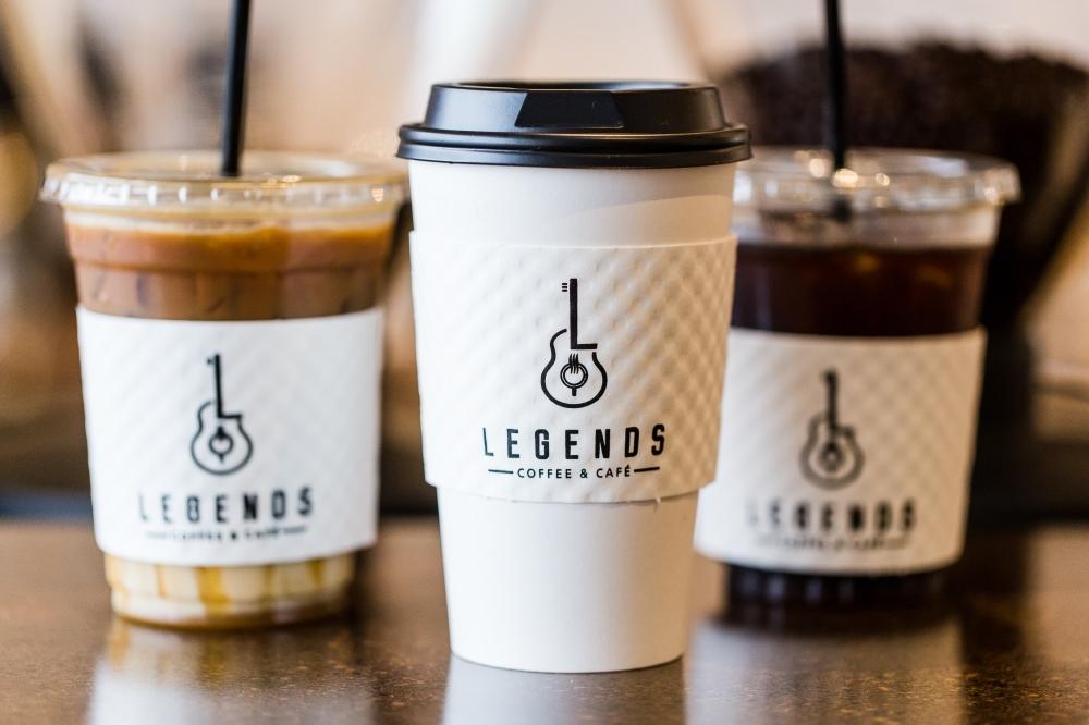 Legends Coffee & Cafe closed Feb. 25.