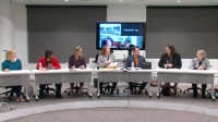 Austin ISD met for a special meeting March 13 to discuss its coronavirus response plan. (Courtesy Austin ISD)