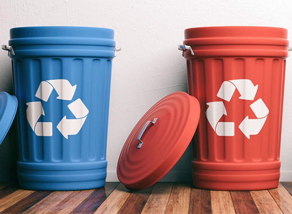 Recycling in the city is on hold until further notice. (Courtesy Fotolia)