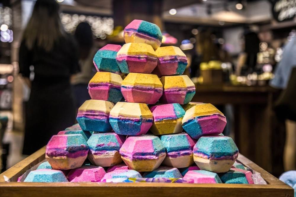 Lush temporarily closed March 16 at Southlake Town Square. (Courtesy Adobe Stock)