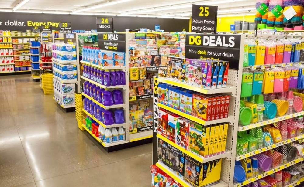 Dollar General stores will be open for older customers only from 8-9 a.m. beginning March 17. (Courtesy Dollar General)