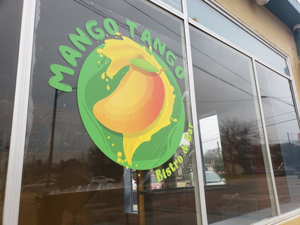 Mango Tango is located at 114 E. Seventh St., Ste. 116, Georgetown. (Ali Linan/Community Impact Newspaper)