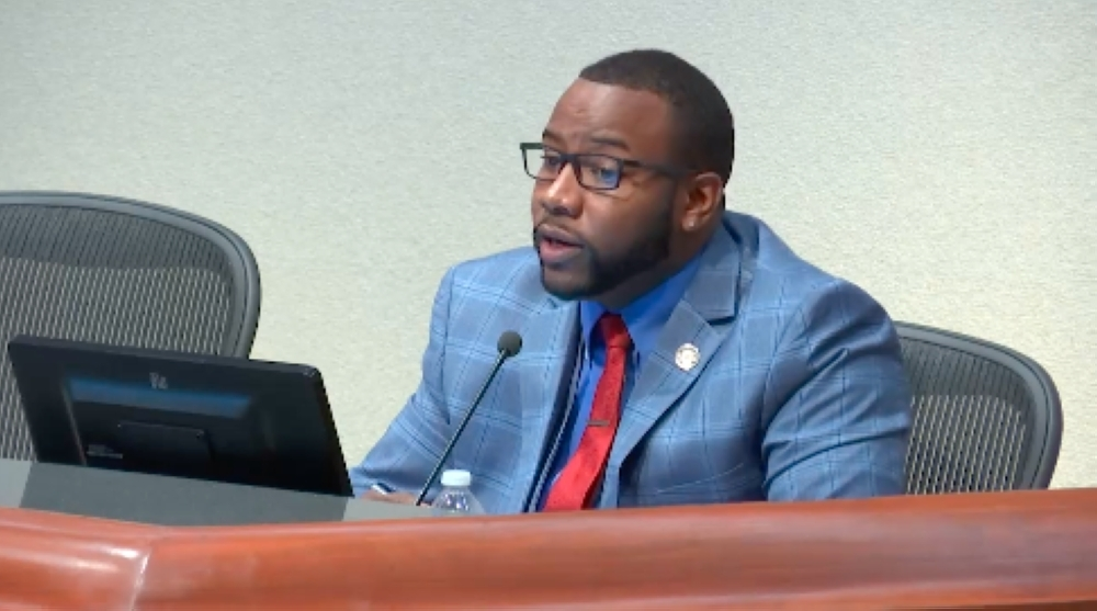 McKinney City Council member La'Shadion Shemwell, who filed the lawsuit, said through his attorney that he decided to focus instead on serving the city while it handles issues related to the coronavirus outbreak. (Courtesy city of McKinney)