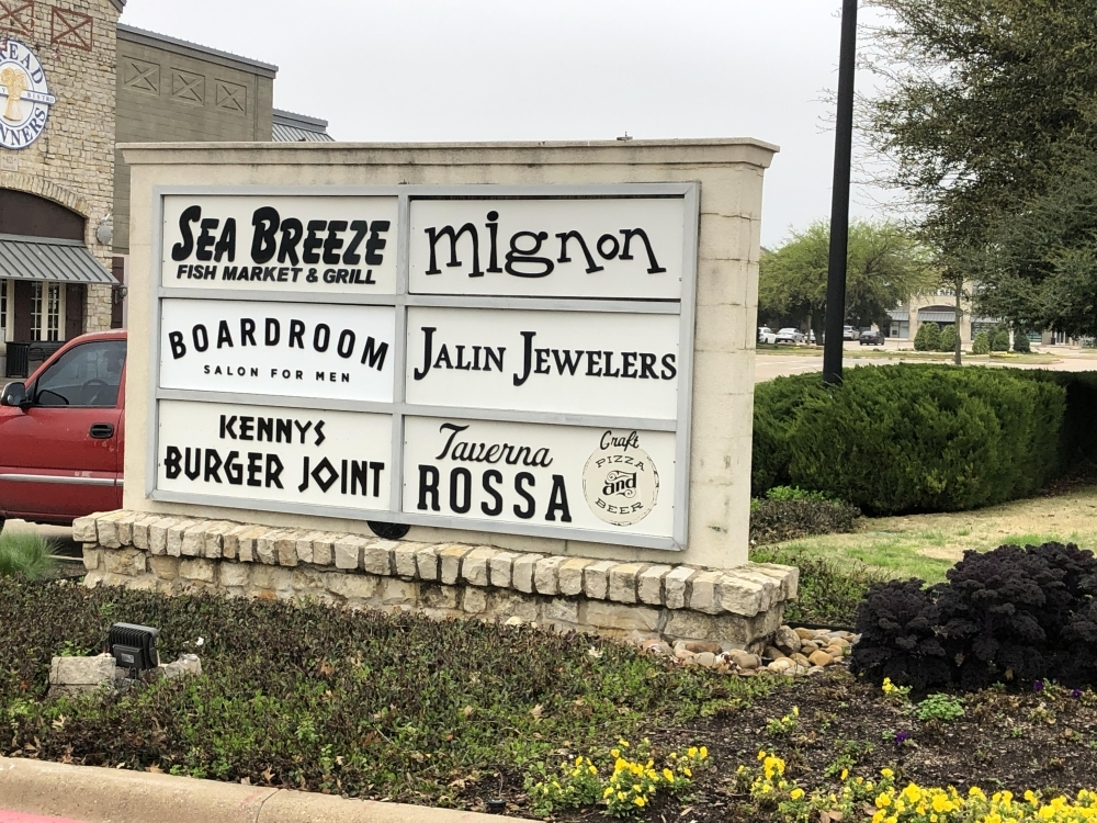 Plano businesses are coping with lower foot traffic as public health officials urge residents to avoid crowds and distance themselves from other people to prevent the spread of the new coronavirus. (Leanne Libby/Community Impact Newspaper)