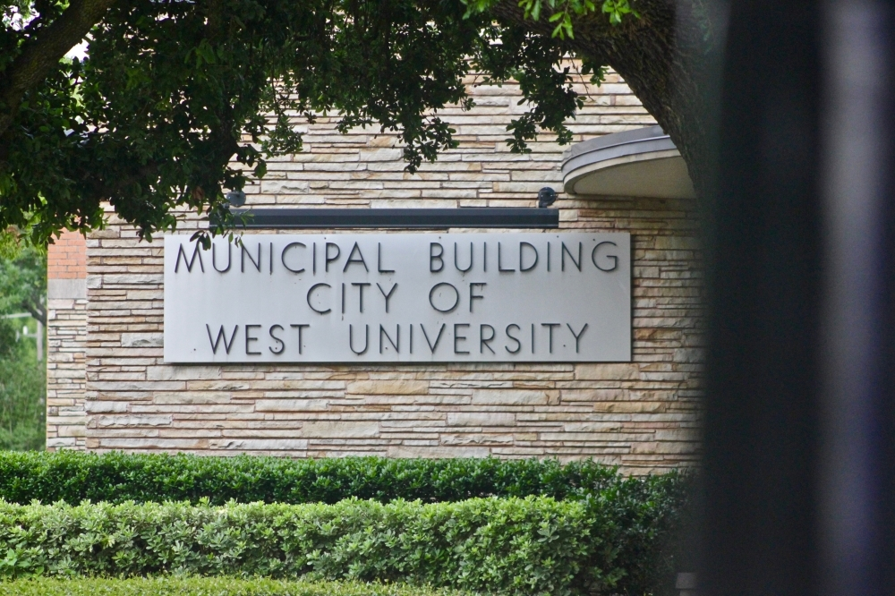 City of West U municipal building