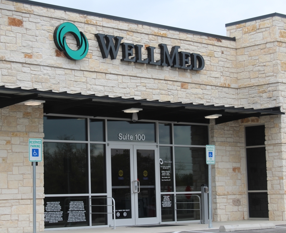 WellMed at Leander opened March 9. (Brian Perdue/Community Impact Newspaper)