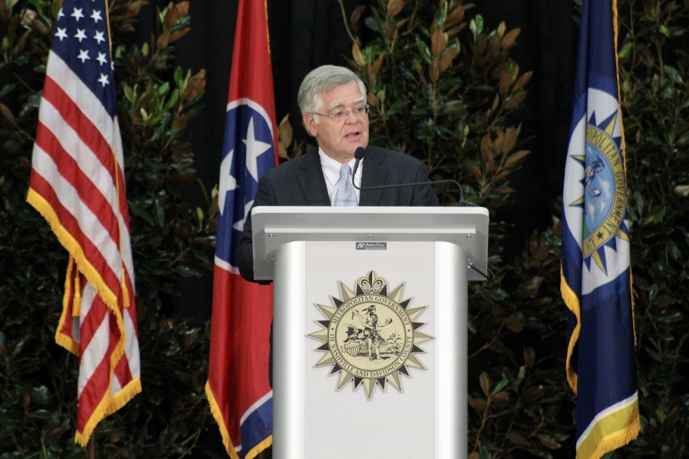 Mayor John Cooper has announced a state of emergency for Metro Nashville. (Dylan Skye Aycock/Community Impact Newspaper)